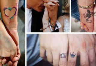 20 Tatouages Trop Mignons Qui Célèbrent L'amour