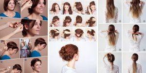 23 Idées De Coiffures Pour Femmes Paresseuses