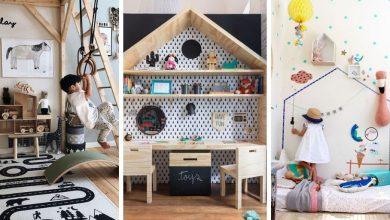 23 Idées Pour Aménager Un Coin Jeu Dans Une Chambre D'enfant!
