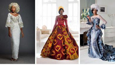 23 Superbes Tenues De Mariée D'inspiration Africaine