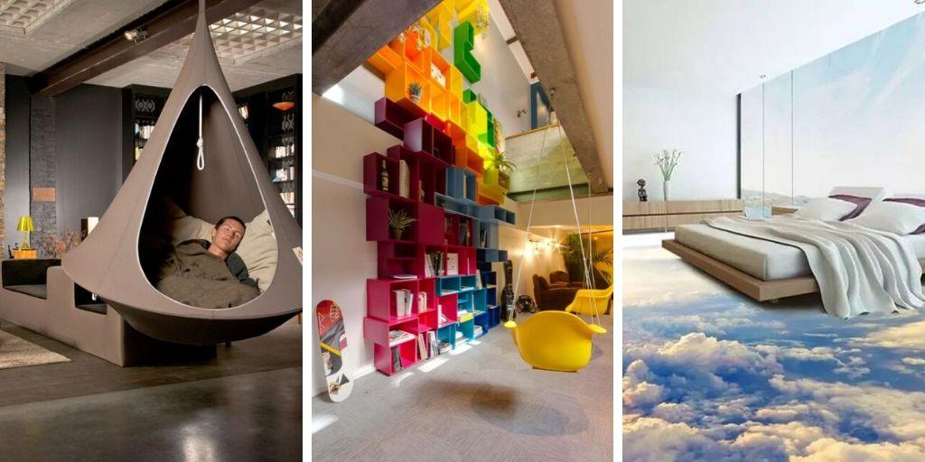 25 Idées Insolites Pour Rendre Votre Maison Originale