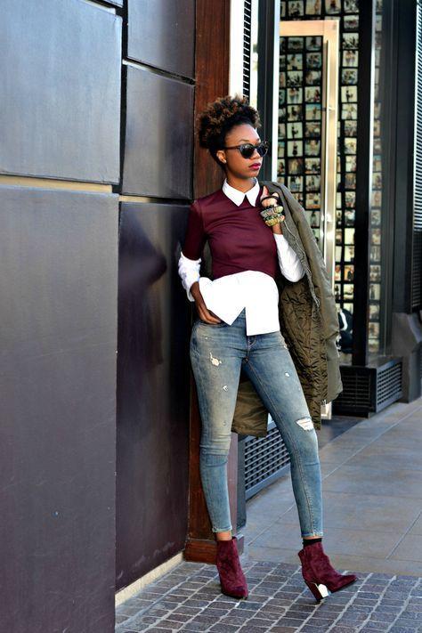 20 Modèles Inspirants De Tenues Pour Les Adolescentes Africaines