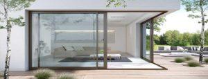 coût de baie vitrée