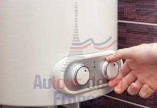 coût de chauffe eau gaz
