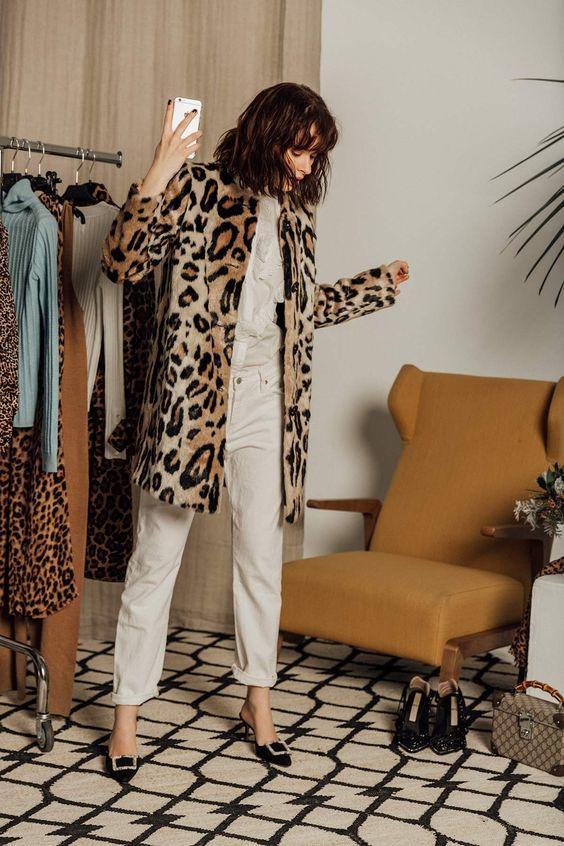 27 Pièces qui vont vous faire aimer l'imprimé léopard