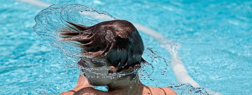 rêver de piscine