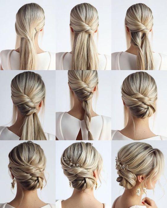 25 Tutoriels Faciles Pour Bien Coiffer Vos Cheveux