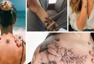 20 Superbes idées de tatouages pour les femmes