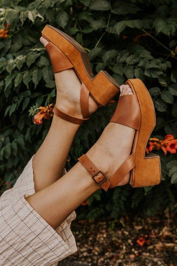 20 Chaussures Tendance printemps été 2020