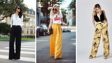 Comment porter le pantalon large ? 20 idées stylées