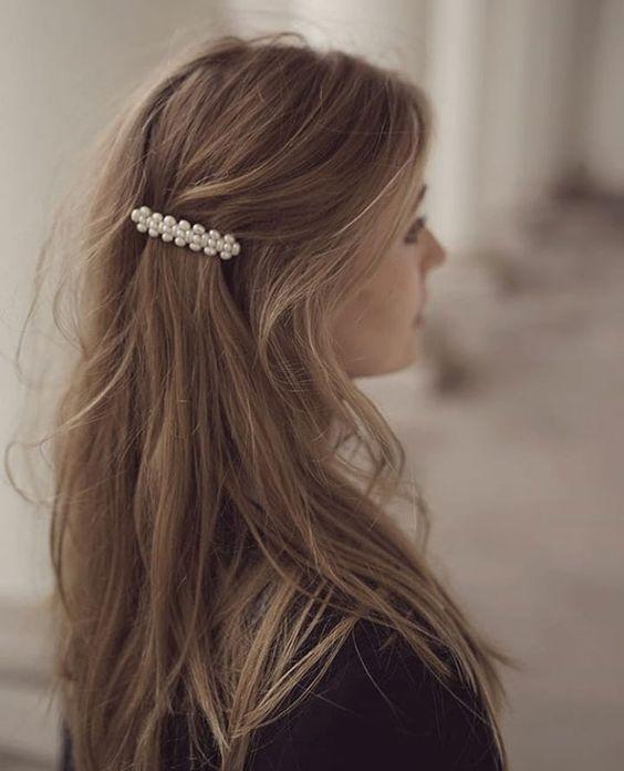 20 Idées créatives avec accessoires cheveux