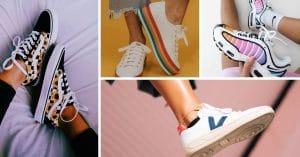 20 Baskets d'été pour les femmes - Tendance 2020