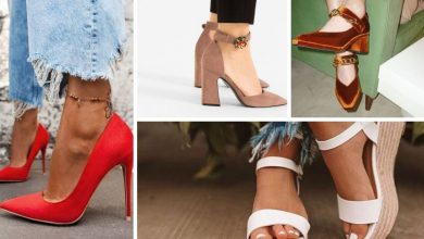 20 Chaussure d'été pour les femmes