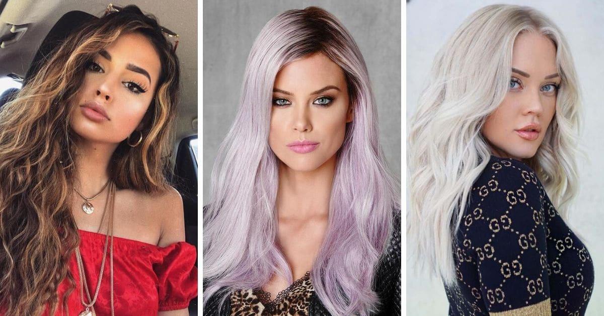 Cheveux : Voici les 20 tendances de coloration qui seront partout en 2020