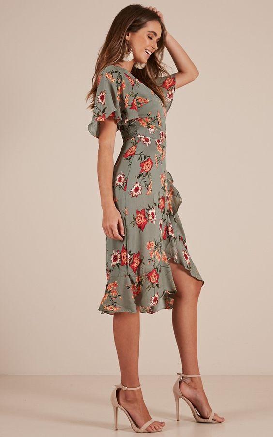 Robes fleuris : 20 modèles les plus tendances !