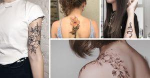 Tatouages : le top 20 des motifs les plus tendance en 2020