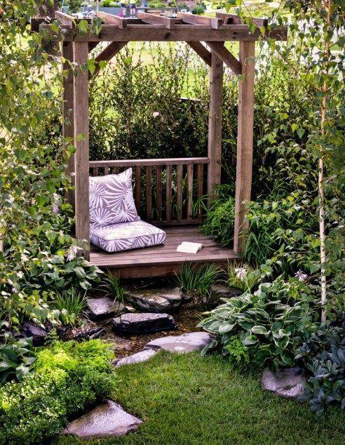 20 Idées originales pour décorer votre jardin