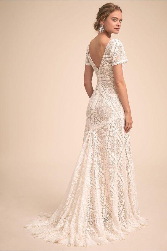 20 robe de mariage tendance été 2020