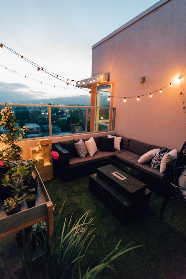 6 idées sympas pour pimenter votre balcon