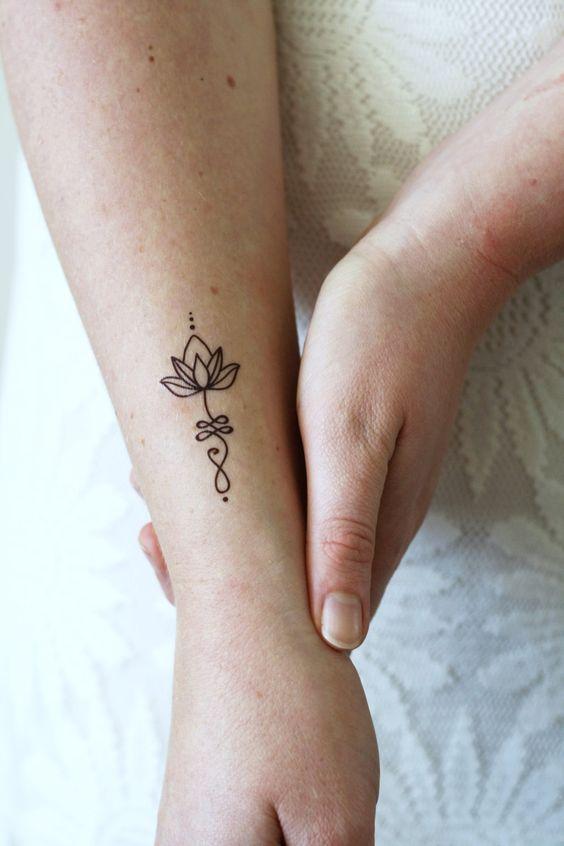20 Meilleures idées de tatouage de fleur de lotus