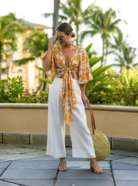 22 Meilleures tenues d'été pour les femmes