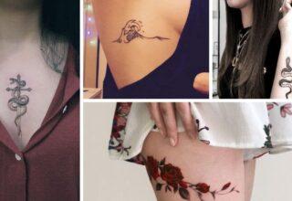 20 Idées de tatouages super chics !
