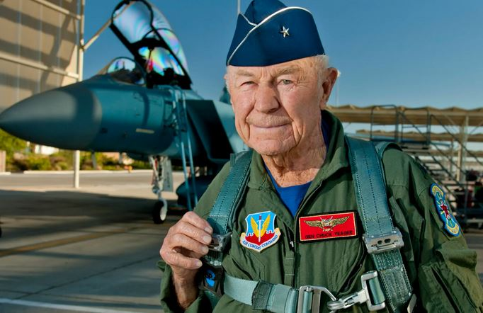 Fortune de Chuck Yeager