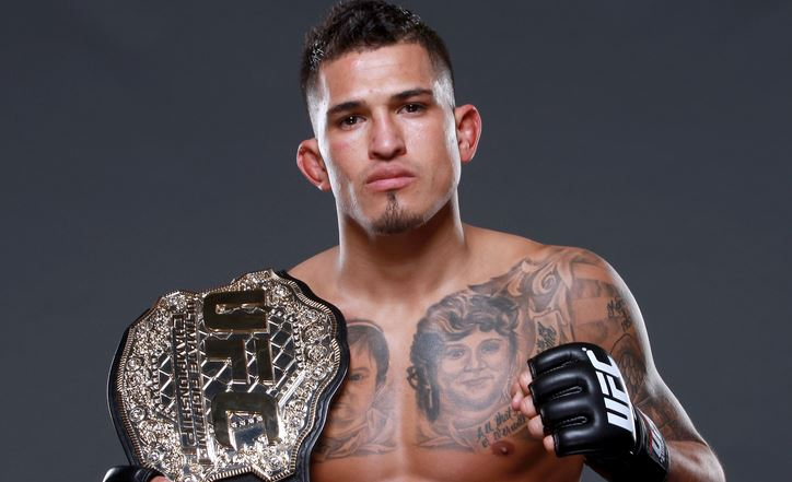 Fortune d'Anthony Pettis