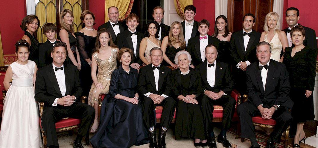 Fortune de la famille Bush