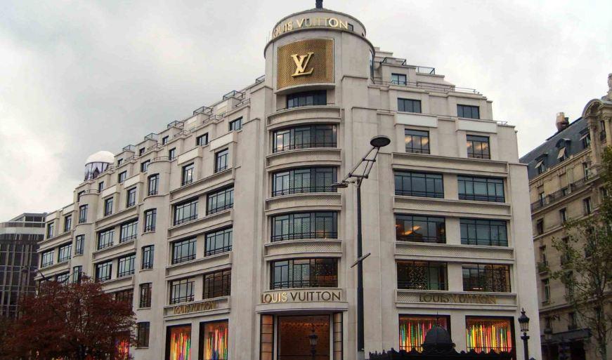 Fortune de Louis Vuitton