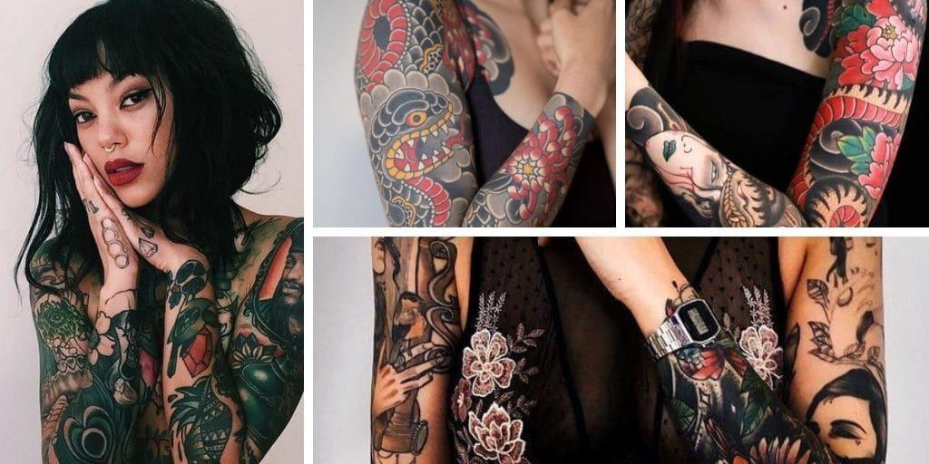 18 Tatouages yakuza de la mafia japonaise