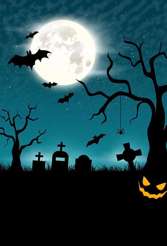 Arrière-plans d'halloween