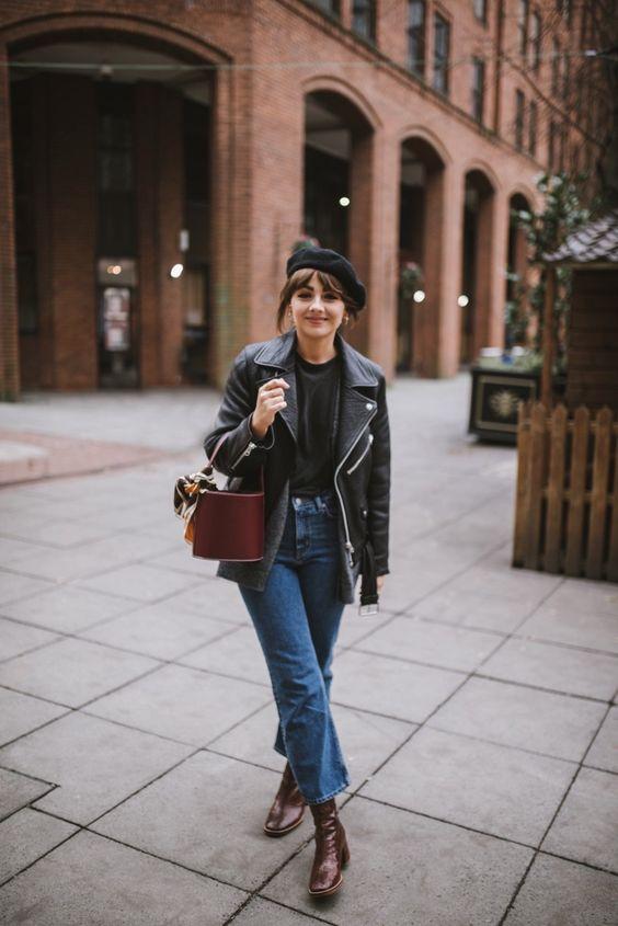 Jeans automne hiver