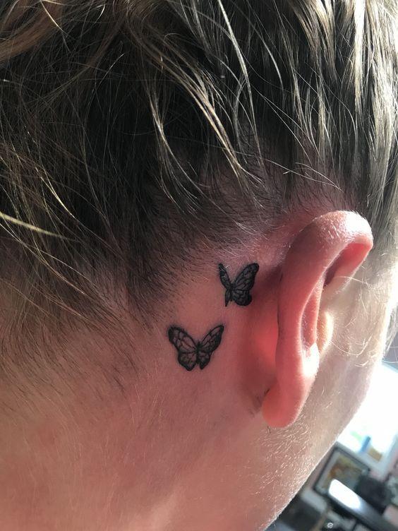 20 Modèles de tatouage dans le cou pour nous inspirer