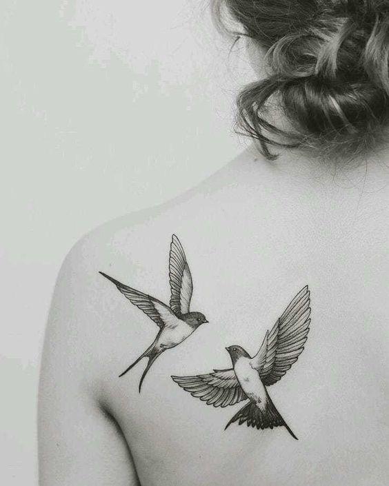 tatouage nature