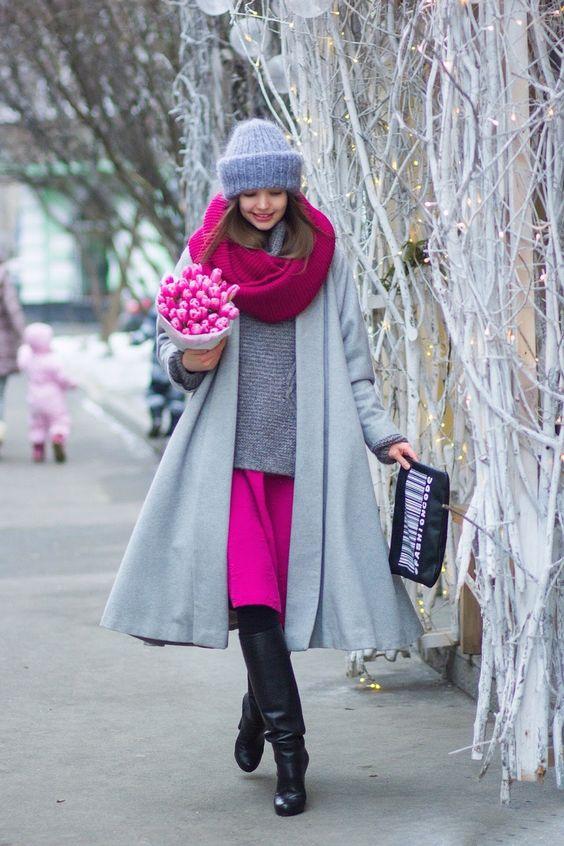 tenue hiver