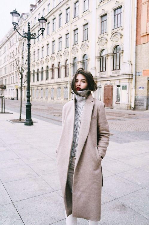 tenues d'hiver