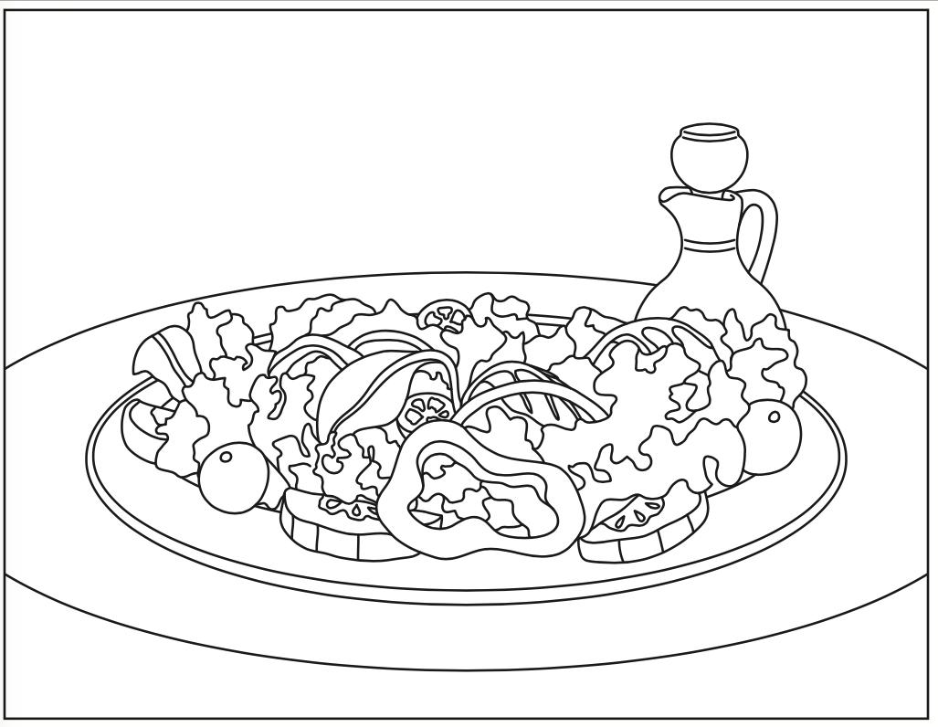 Coloriage de Thanksgiving gratuit à imprimer et colorier