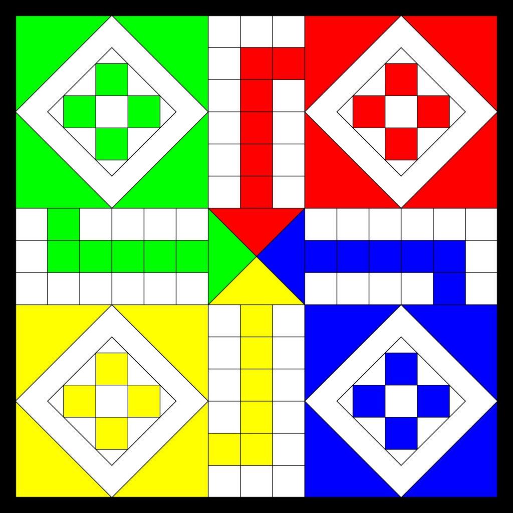 Jeux de société gratuit à imprimer et colorier