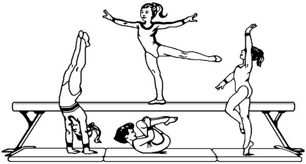 Imprimables de gymnastique