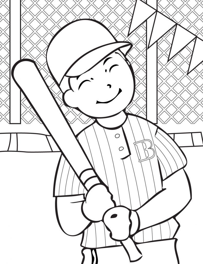 coloriage-de-baseball-gratuit-pour-enfants