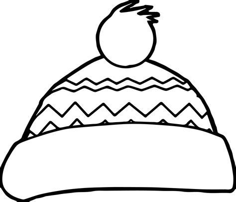 Coloriage chapeau de sorcière