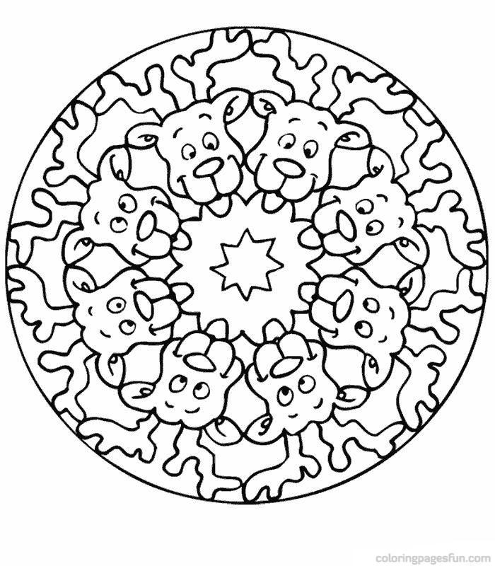 coloriage-mandala-pour-enfants