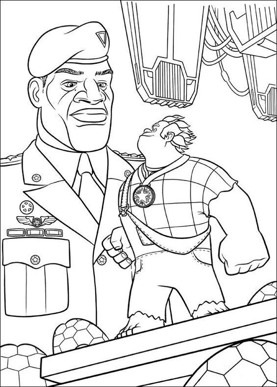 Télécharger Wreck-it Ralph Coloring Pictures