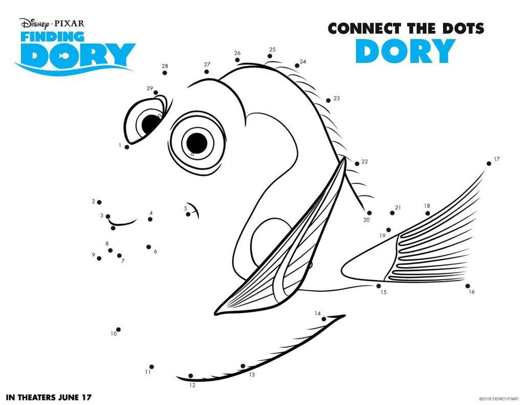 Dory Relie les Points