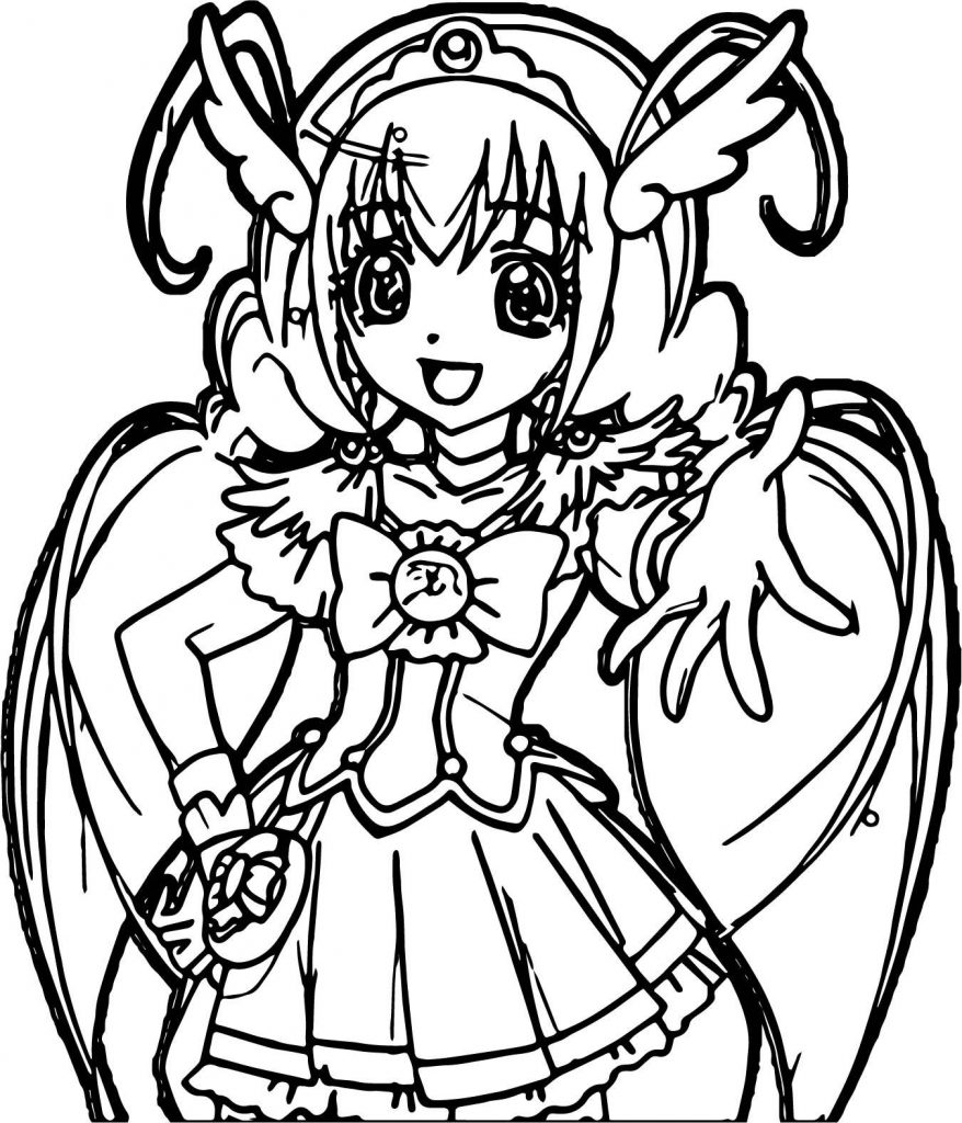 Coloriages Glitter Force