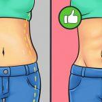 5 Minutes d'exercice pour brûler la graisse de ton ventre