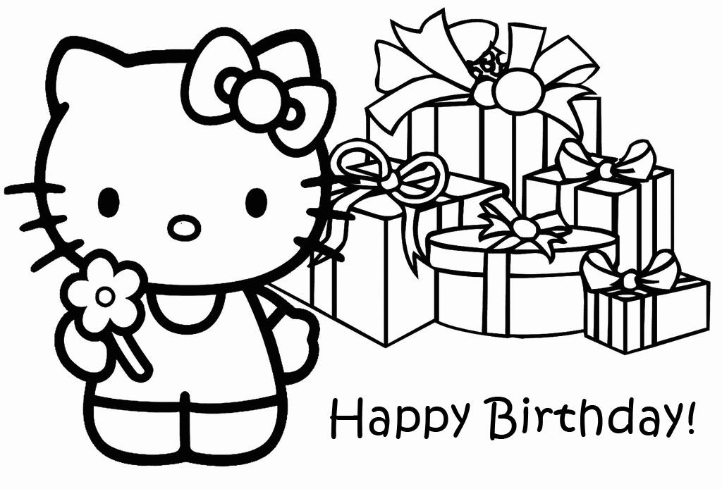 Coloriage Hello Kitty A Imprimer Gratuit A Imprimer Et Colorier