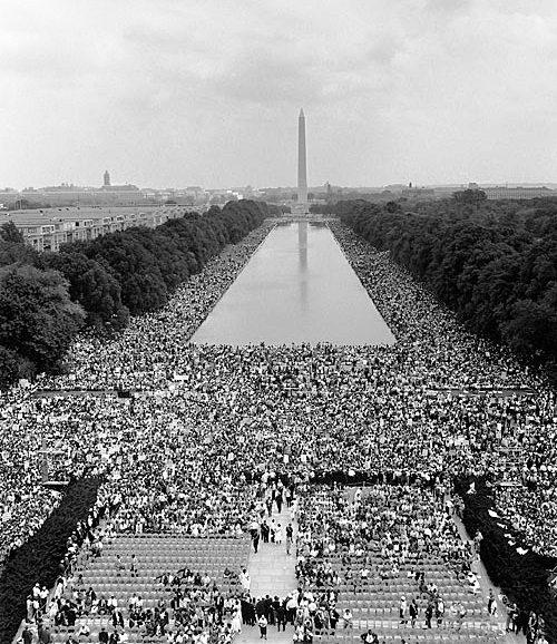 Mars sur Washington 1963