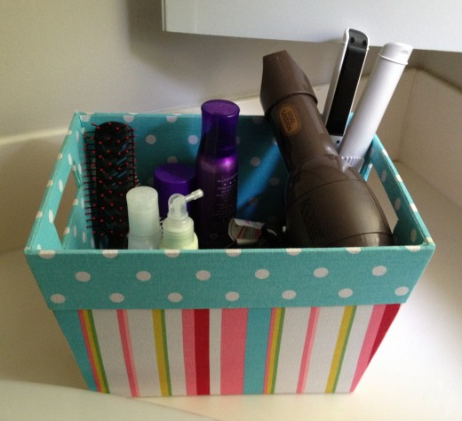 Jour 3 : Organisez la salle de bain